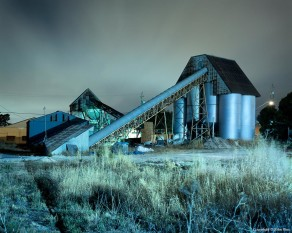 Conveyor and Silos